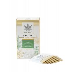 cannaline CBD Tea RELAX & ANTI-STRESS