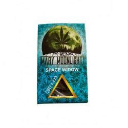 Mary Moonlight- Space Widow Bud CBD < 22%- 1gr