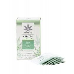 cannaline CBD Tea DETOX